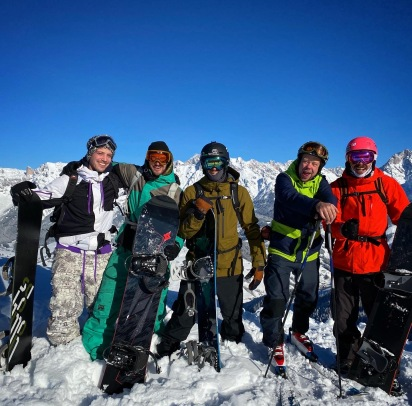 Team Get Protected Skitag